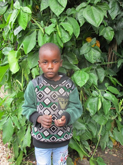 Help Miguel by becoming a child sponsor. Sponsoring a child is a rewarding and heartwarming experience.