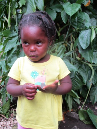 Help Lillian by becoming a child sponsor. Sponsoring a child is a rewarding and heartwarming experience.