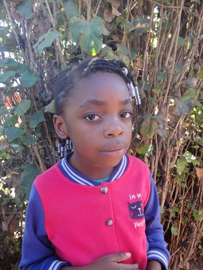 Help Natalie Chileshe by becoming a child sponsor. Sponsoring a child is a rewarding and heartwarming experience.