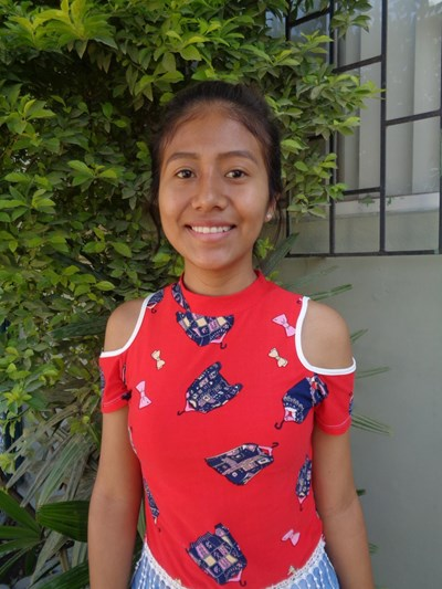 Help Esther Eliana by becoming a child sponsor. Sponsoring a child is a rewarding and heartwarming experience.