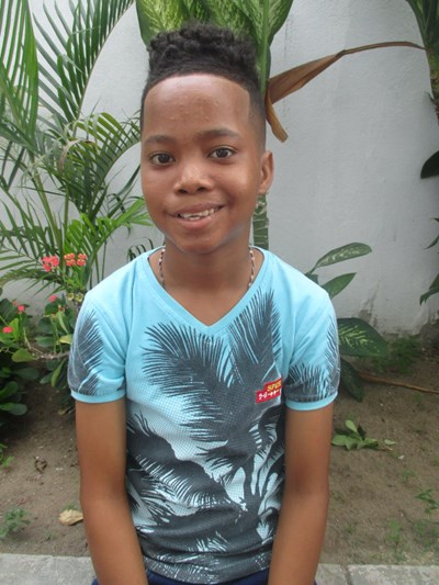 Help Silvio Jose by becoming a child sponsor. Sponsoring a child is a rewarding and heartwarming experience.