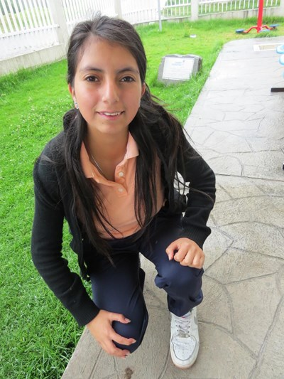 Help Mercedes Lizbeth by becoming a child sponsor. Sponsoring a child is a rewarding and heartwarming experience.