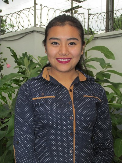 Help Yenifer Paulina by becoming a child sponsor. Sponsoring a child is a rewarding and heartwarming experience.