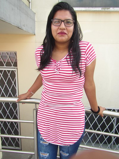 Help Yesenia Maribel by becoming a child sponsor. Sponsoring a child is a rewarding and heartwarming experience.