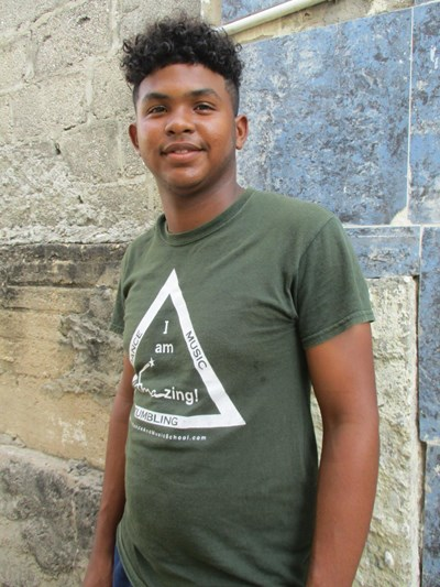 Help Anderson Jose by becoming a child sponsor. Sponsoring a child is a rewarding and heartwarming experience.
