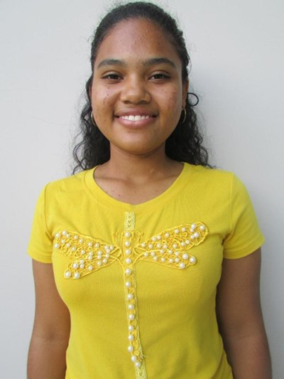 Help Regina Isabel by becoming a child sponsor. Sponsoring a child is a rewarding and heartwarming experience.