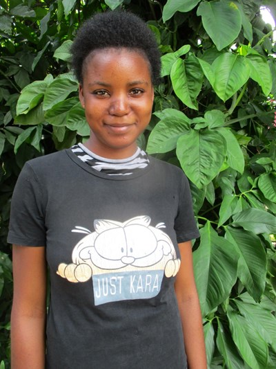 Help Cynthia by becoming a child sponsor. Sponsoring a child is a rewarding and heartwarming experience.