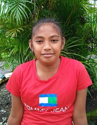 Help Shylyn Bueno by becoming a child sponsor. Sponsoring a child is a rewarding and heartwarming experience.