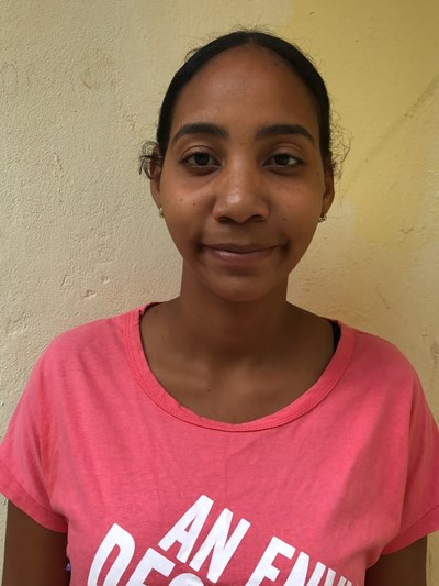 Help María Esther by becoming a child sponsor. Sponsoring a child is a rewarding and heartwarming experience.